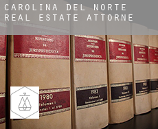 North Carolina  real estate attorney